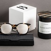 Oliver Peoples and Byredo's second collaboration