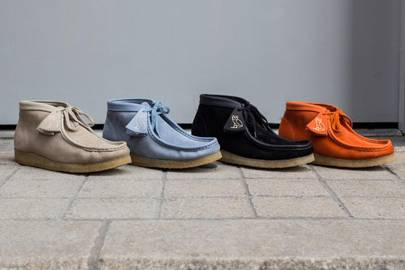 Shoes by Clarks x OVO