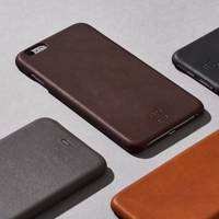 Oppermann London leather iPhone cases