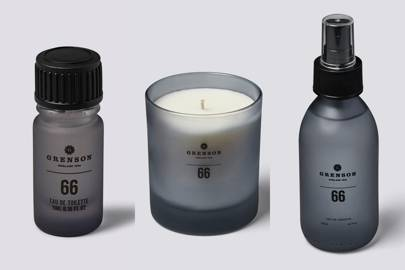 Fragrance 66 Collection by Grenson