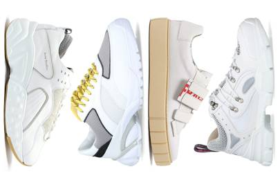 928bf2d78f3 The best box-fresh white trainers for men
