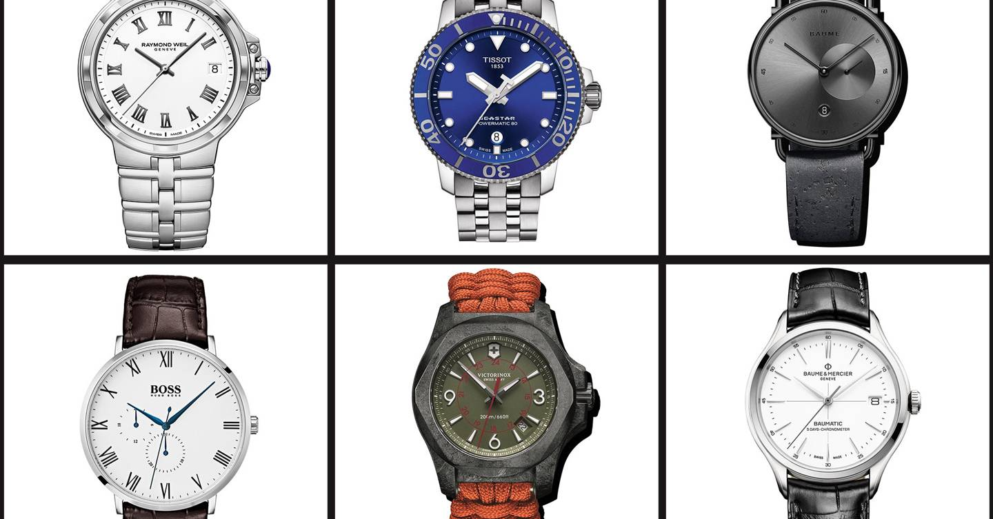 Best gifts for watch lovers this Christmas