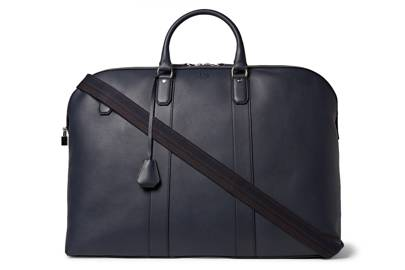 Hampstead Leather Holdall by Dunhill