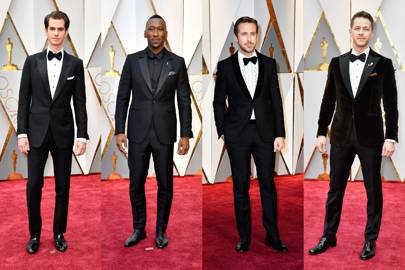 Oscars 2017 Best Dressed The 6 Most Stylish Men On Red Carpet