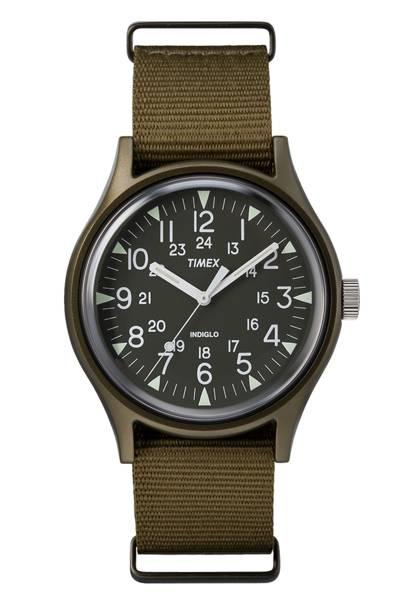 MK1 Aluminium watch by Timex