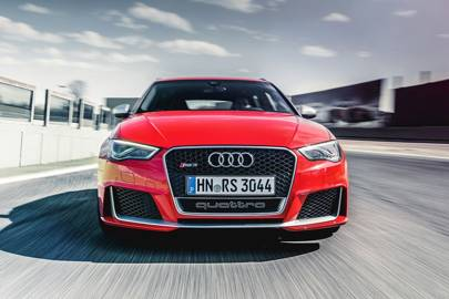Audi Car Review It S A Supercar With A Hatchback British Gq