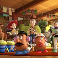 The final scene of Toy Story 4 (probably)