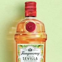 Flor De Sevilla Gin by Tanqueray