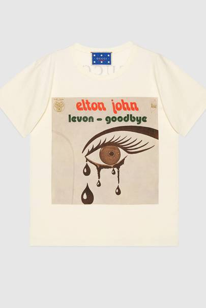 T-shirt by Gucci