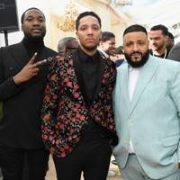 Meek Mill, Jahlil Beats and DJ Khaled