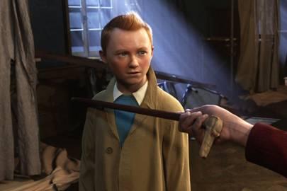 Last-minute Halloween costume: Tintin