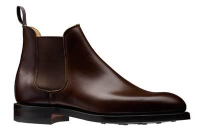 Chelsea boots by Crockett & Jones