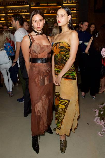 Reba Maybury and Jess Maybury