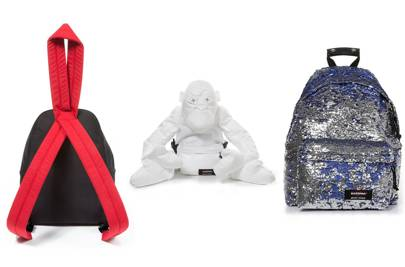 Eastpak Artist Studio backpacks