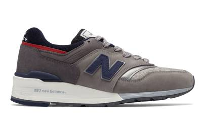New Balance 997 trainers by Woolrich x New Balance