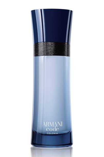 Readers' Choice Award: Best Classic Fragrance: Code Colonia by Giorgio Armani