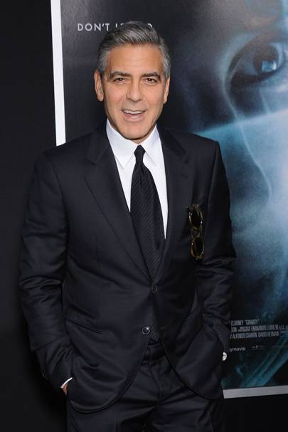 41. George Clooney, the reinvention of