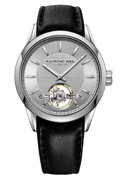 Freelancer Calibre RW1212 watch by Raymond Weil