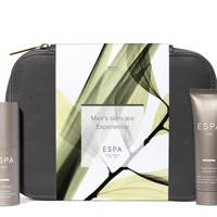 66. Men's skincare experience by ESPA
