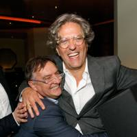 Raymond Blanc and Giorgio Locatelli