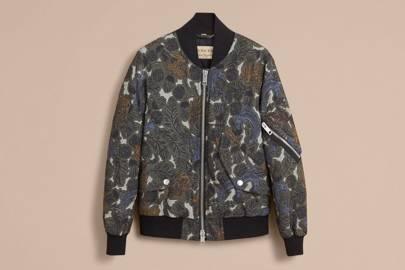 Burberry Beasts bomber jacket