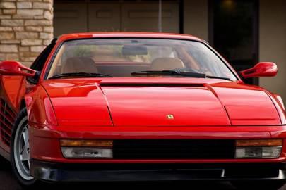 How to invest in a classic car: Ferrari Testarossa | British GQ