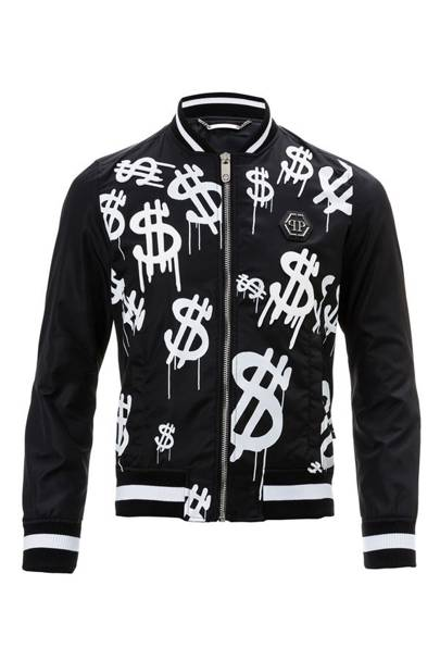 The motif jacket