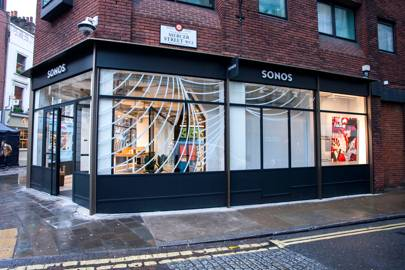 8) The Story Of The Face exhibition at Sonos Store