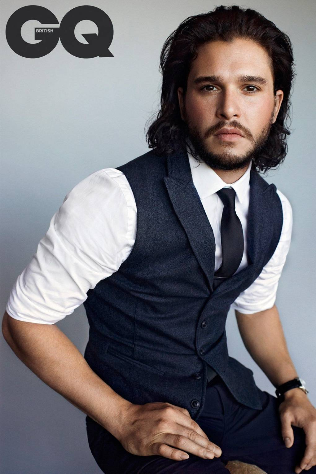 54de9cade73 Game Of Thrones star Kit Harington on what to expect in series 5 ...