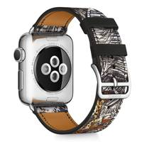 Hermès 'Equateur Tatouage' Apple Watch strap