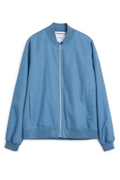 Norse Projects indigo jacket
