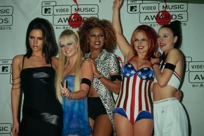 8. Saturday 15 June. The Spice Girls at Wembley Stadium