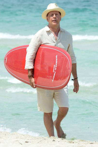 Get your beach style right