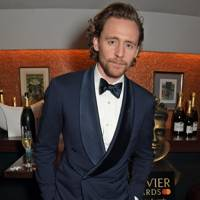 Tom Hiddleston is riding his own wave now