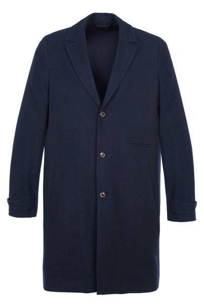 King & Tuckfield wool over coat
