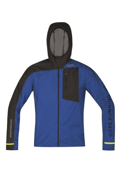 Gore Fusion Windstopper Active Shell Jacket