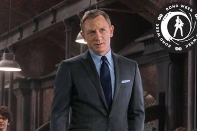 Get Daniel Craig's bulletproof Bond cut