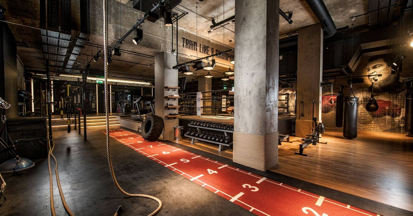 Anthony Joshua gym: what it's like to train at BXR, London ...