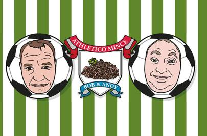 Athletico Mince podcast