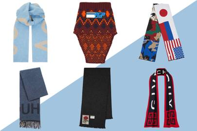 The best chill-beating scarves out there