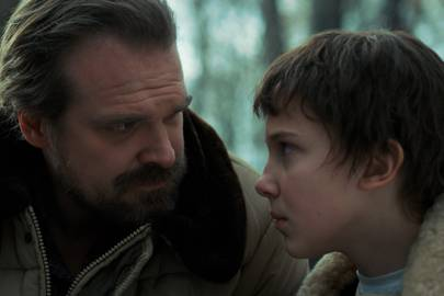David Harbour On The Hellboy Workout Stranger Things And