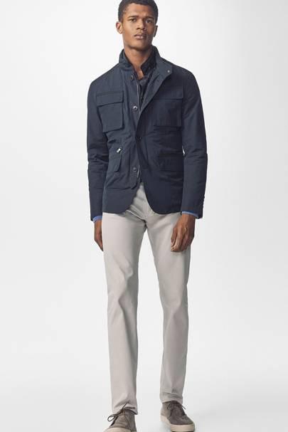 A field jacket