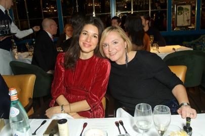 Lauren Kemp  and Jane Boardman