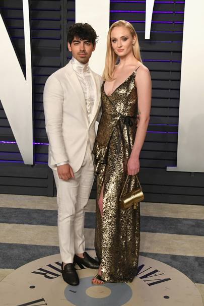 A lesson in modern ethereality at the Vanity Fair Oscar Party