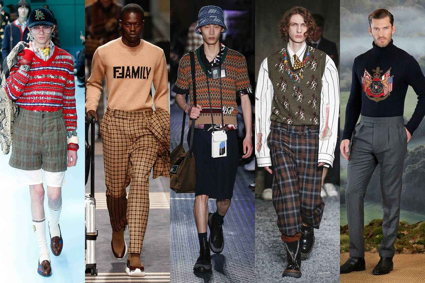 f30bda82 Autumn/Winter 2018 trends for men: What you need to know | British GQ