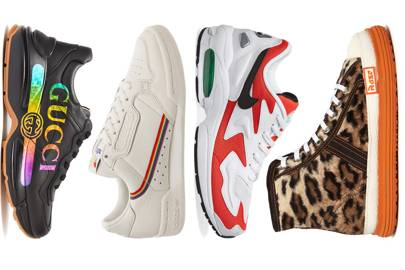 1e574028c27a Best trainers this week  from Nike to Gucci
