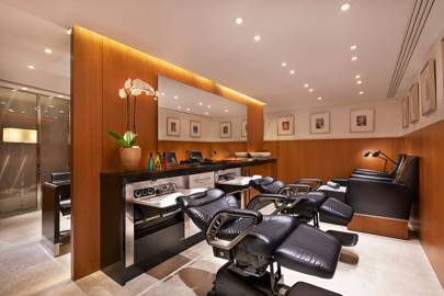 Neville Hair And Beauty at Bulgari Spa
