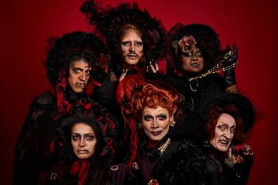 Ongoing: Sink The Pink presents How To Catch A Krampus at Pleasance Theatre