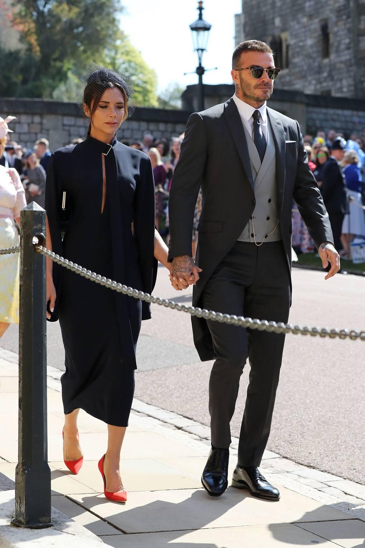 Royal Wedding Guest List The Best Dressed Men At British Gq