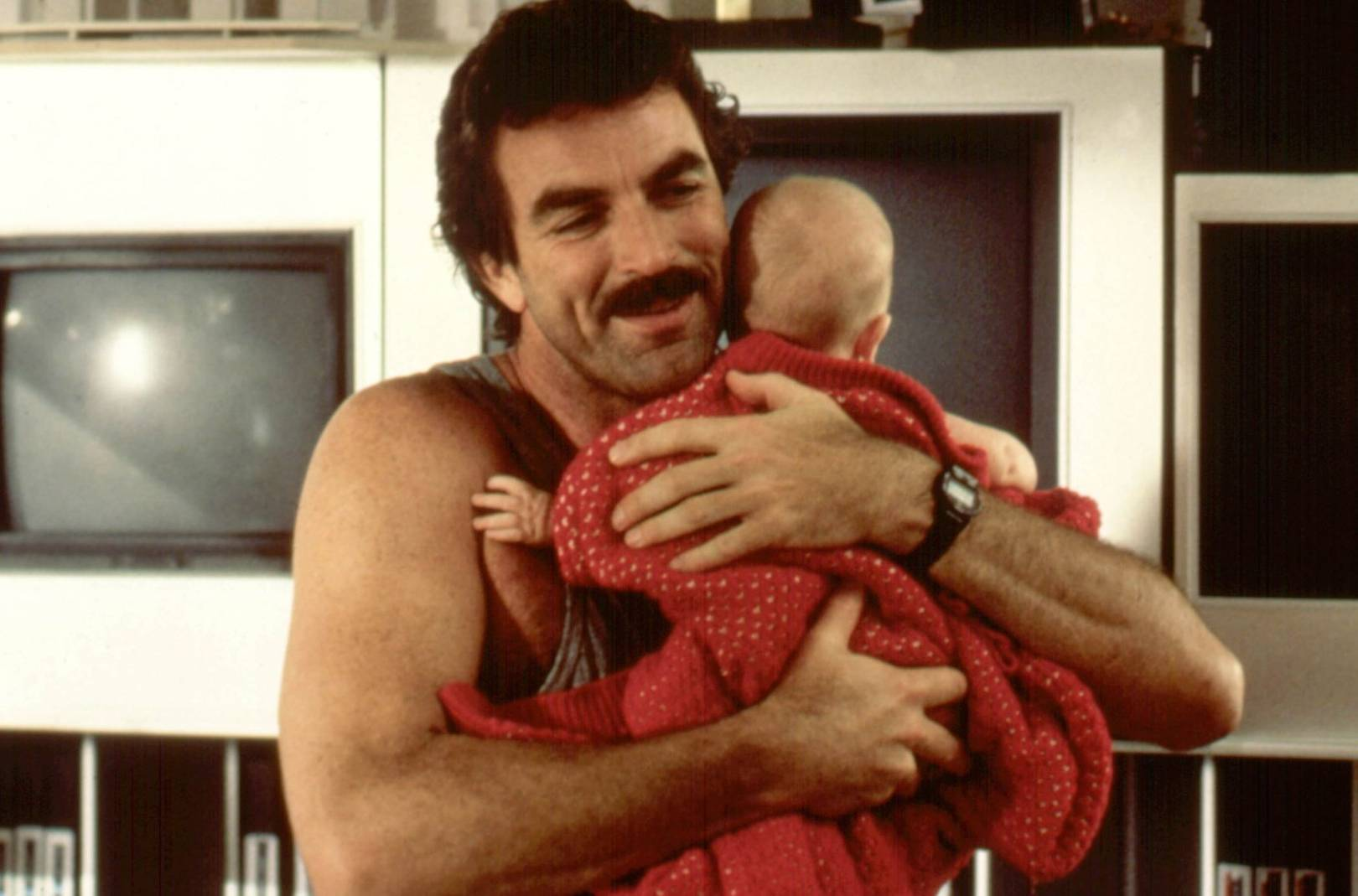 10 ways tom selleck and his moustache are more manly than you